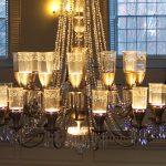 Waterford crystal chandelier