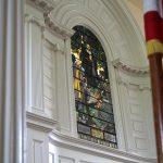 Davenport stained glass window by Tiffany